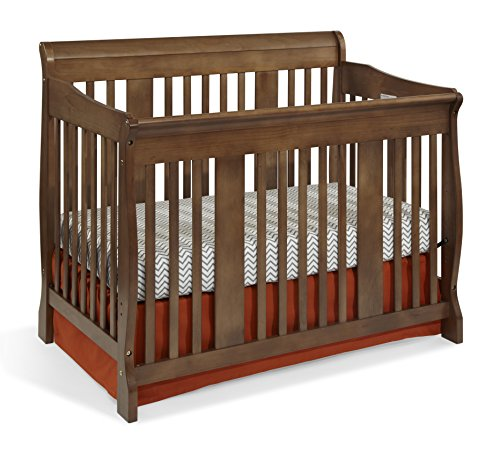 Why Should You Buy Stork Craft Tuscany 4-in-1 Convertible Crib, Dove Brown