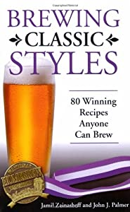 "Cover of ""Brewing Classic Styles: 80 Winn..."