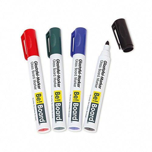 beboard-b3002-glasboard-marker-stifte-fur-magnettafeln-und-whiteboards-rundspitze-2-3-mm-4-stuck-sch