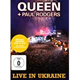 "Live in Ukraine-Ltd.ed.(2cd+Dvd)von ""Queen"""