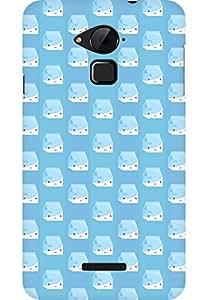 AMEZ designer printed 3d premium high quality back case cover for Coolpad Note 3 (milk carton)