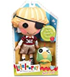 MGA Lalaloopsy Soft Doll - Patch Treasurechest