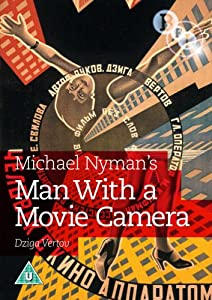 Michael Nyman's - Man with a Movie Camera [DVD]