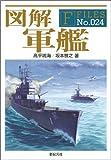 図解 軍艦 (F-Files No.024) (F-Files No. 24)