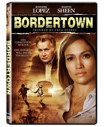 Cover art for  Bordertown