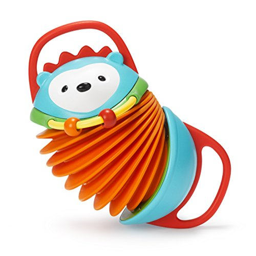 Skip Hop Explore and More Accordion Toy, Hedgehog - 1