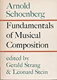Fundamentals of Musical Composition (0571092764) by Arnold Schoenberg