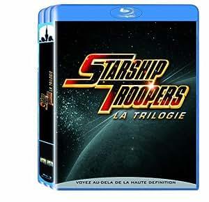 Starship Troopers - La trilogie [Blu-ray]