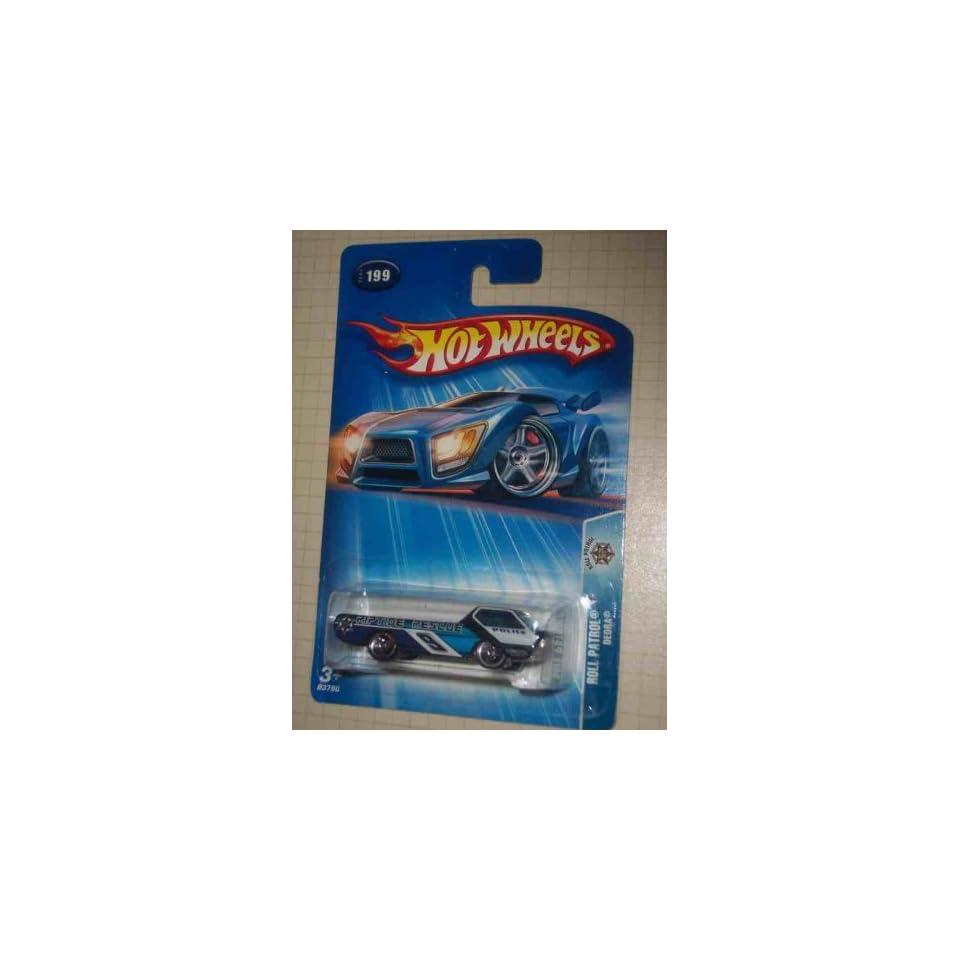 Roll Patrol Series Deora #2004 199 Collectible Collector Car Mattel Hot Wheels