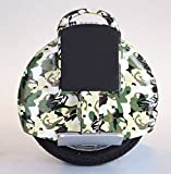 Ly Electric Scooter Unicycle Mini Self Balancing Electric Vehicle Single Wheel Walking Thinking Car Mars Rover Camo