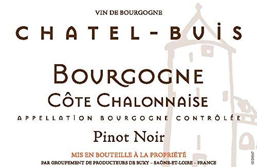 2009 Chatel-Buis Cote Chalonnaise Pinot Noir 750 Ml