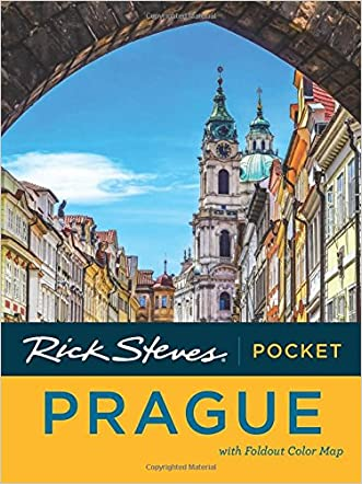 Rick Steves Pocket Prague written by Rick Steves