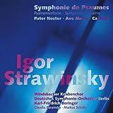 ストラヴィンスキー:詩篇交響曲/「天にましますわれらの父よ」/アヴェ・マリア/カンタータ(ウィンズバッハ少年合唱団/ベルリン・ドイツ響/ベリンガー)