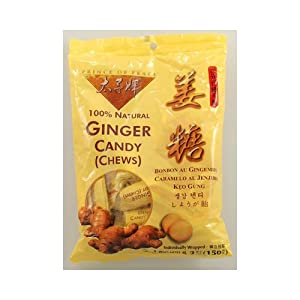 PRINCE OF PEACE Ginger Candy 5.3 OZ
