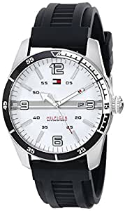 """Tommy Hilfiger Men's 1790919 """"Casual"""" Stainless Steel Watch"""