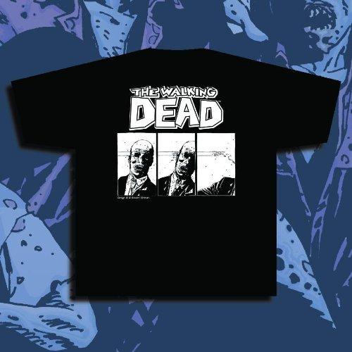 Walking Dead Head Stab Zombies T-Shirt