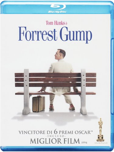 Forrest Gump [Blu-ray] [IT Import]