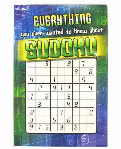 Cheap Fun Sudoku Book- 5 Levels (B001SCSJ7K)