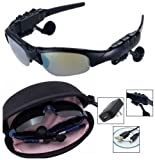 Cool Shiny Sunglasses 2gb Headset Headphone Mp3 Player Sun Glass