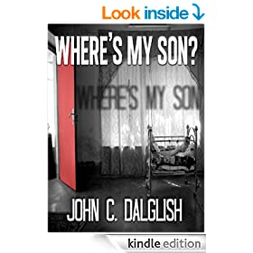 WHERE'S MY SON? (Det. Jason Strong (CLEAN SUSPENSE Book 1)