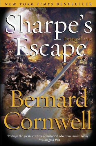 Sharpe'S Escape: Richard Sharpe & The Bussaco Campaign, 1810 (Richard Sharpe'S Adventure Series #10)