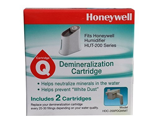 Honeywell Demineralization 2-pk Cartridge for Humidifier HUT 200 Series (Set of 3 Packs) (Honeywell Demineralization compare prices)