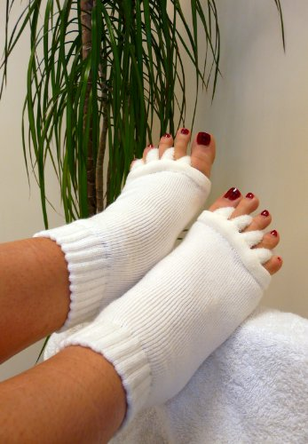 Bunion Relief Comfortable Toe Aligning Socks *Improves posture & stress on hips, back & knees*
