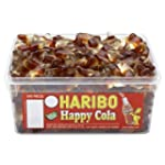 Haribo Happy Cola Jelly Sweets - 300...