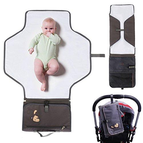 preisvergleich intipal wickeltasche wickeltisch f r unterwegs willbilliger. Black Bedroom Furniture Sets. Home Design Ideas