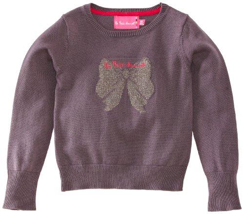 Little Marcel - Maglia jumper, manica lunga, bambina Grigio (Anthracite) 10 anni