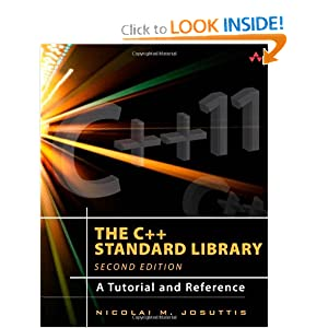 the c standard library a tutorial and reference 2nd edition nicolai m josuttis. Black Bedroom Furniture Sets. Home Design Ideas