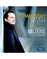 Tchaikovsky : Manfred Symphony