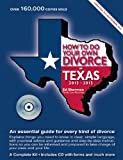 How to Do Your Own Divorce in Texas 2013-2015: An Essential Guide for Every Kind of Divorce