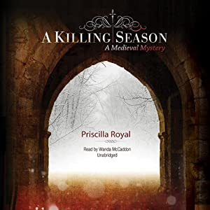 A Killing Season: A Medieval Mystery | [Priscilla Royal]