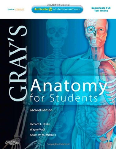 Gray's Anatomy for Students: With STUDENT CONSULT Online...