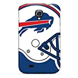 Excellent Galaxy S4 Case Tpu Cover Back Skin Protector Buffalo Bills