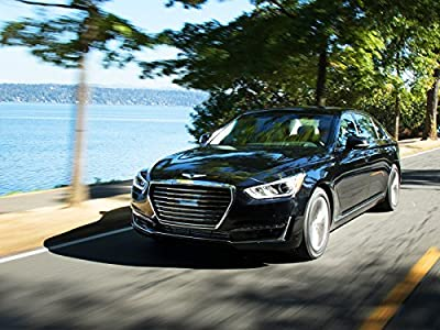 The Search for a Genesis of New Luxury: Genesis G90 in the Pacific North West