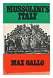 img - for Mussolini's Italy book / textbook / text book