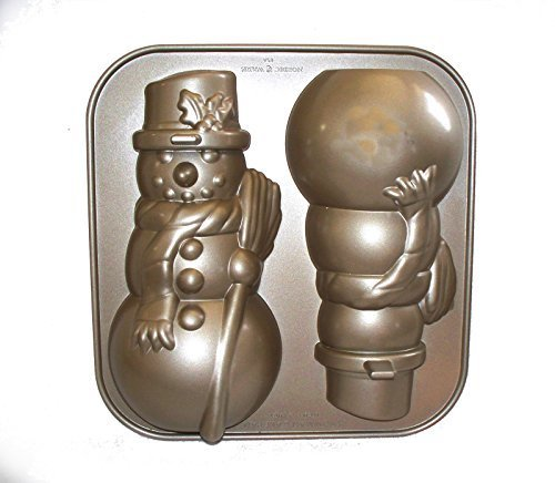williams-sonoma-gold-nordic-ware-stand-up-snownman-cake-pan-by-nordic-ware
