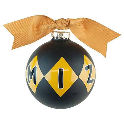 University of Missouri Diamond Ornament