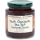 Stonewall Kitchen Sauce, Dark Chocolate Sea Salt Caramel, 12.5 Ounce