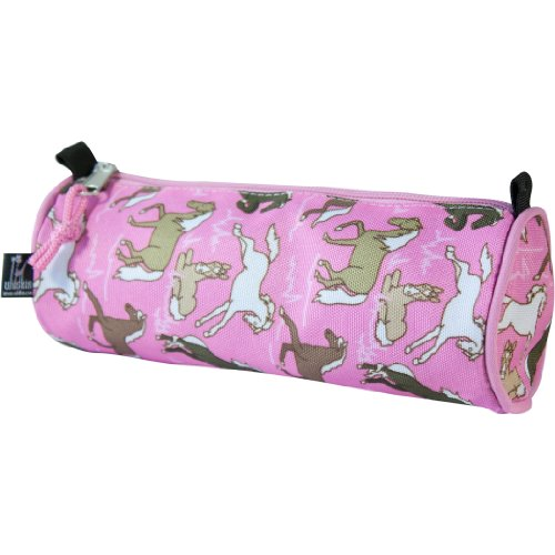 Wildkin Horses in Pink Pencil Case - 1