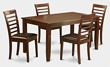 5-Pc Traditional Dining Set