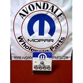Jeep Compass 2007-2012 Locking Lug Nut Package Mopar OEM