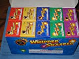 1 Case Whipper Snappers - Fun Snaps - 50 boxes - 2500 Snaps