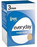 L'eggs Everyday Thigh High ST 3 Pair # 39300