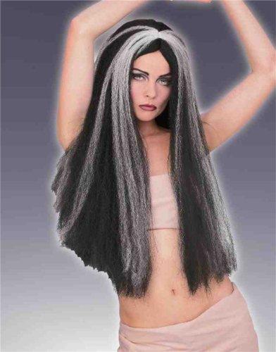 "Wig Extra Long Streaked 30"" - 1"