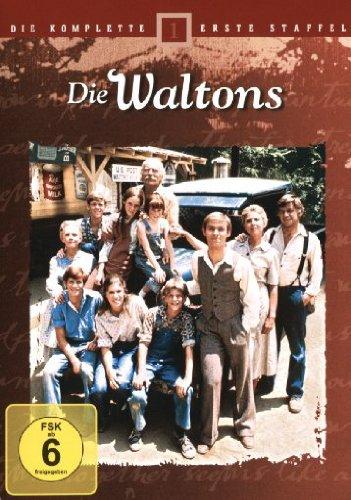 Die Waltons - Die komplette 1. Staffel [6 DVDs]
