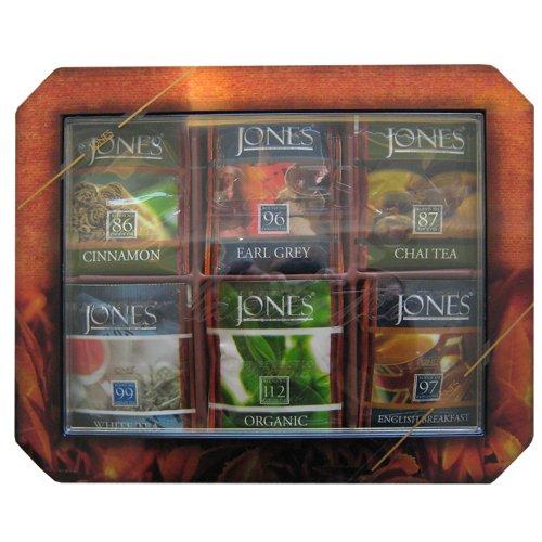 Bioplants Jones Black Tea Set (Pack of 6, Total 60 Teabags)