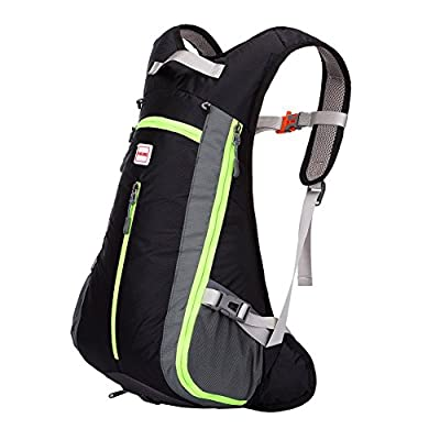 P.KU.VDSL® 25L Running Backpack Outdoor Biking Travel Rucksack Camping Bicycle Backpack Sport Biking Cycling Hiking Bag